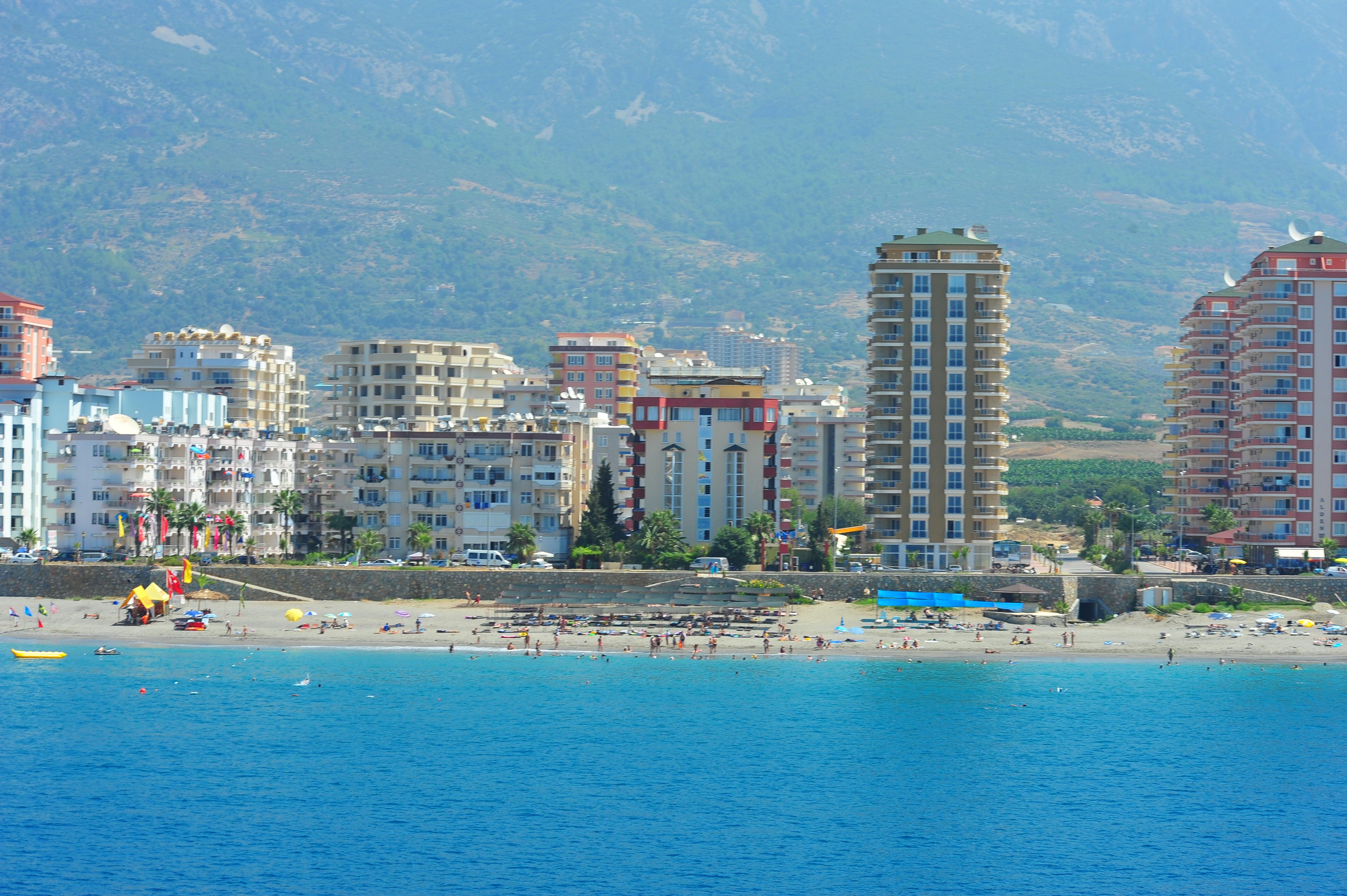 Насладитесь вашим отдыхом в Турции!